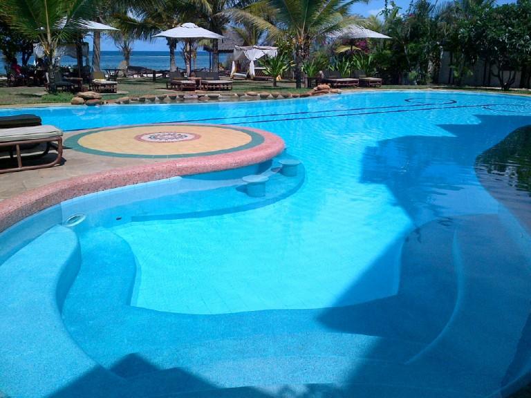 13. Ocean View Afrochic Hotel Diani Kenya
