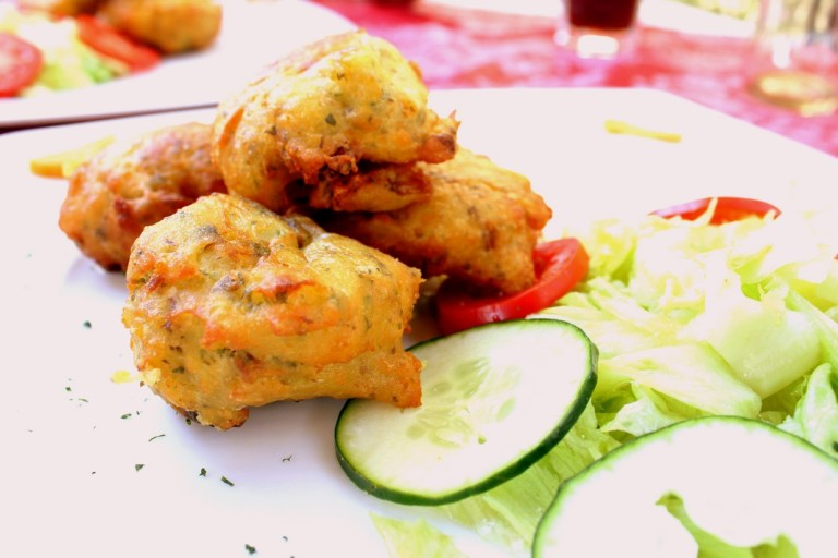 1. Veggie Crumpet