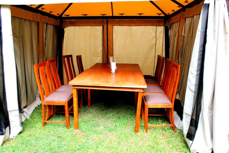 12. Garden Tent
