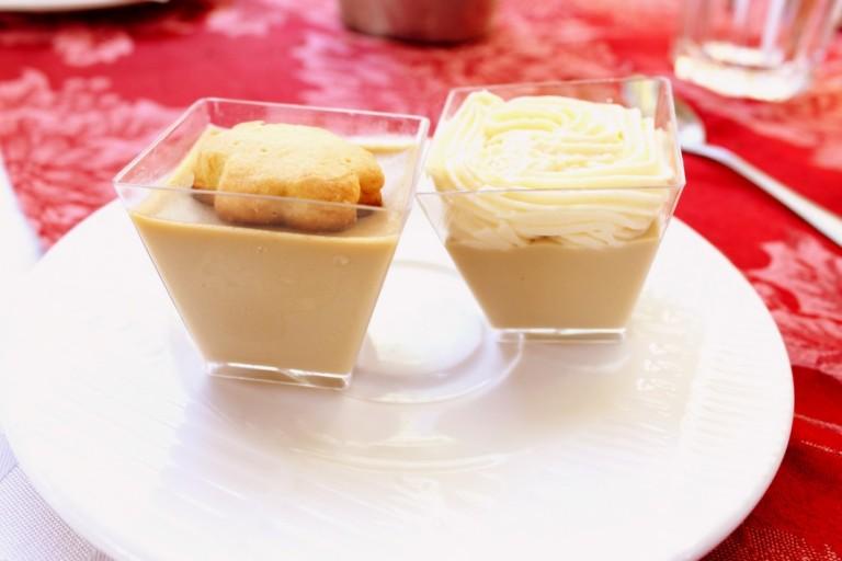 3. Panna Cotta Coffee