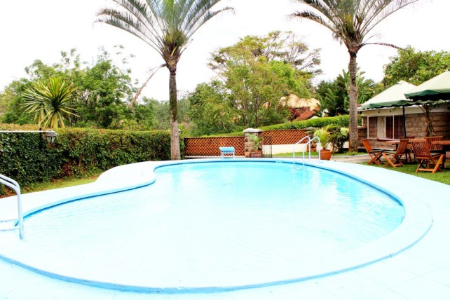 7. Swimming Pool, Villa Nerea