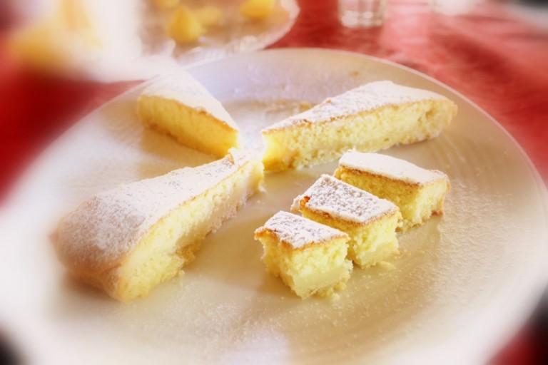 9. Lemon Eclair