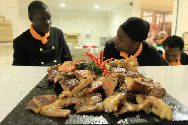 11 Seven Grill & Lounge, Village Market, Akinyi Adongo, Steakhouse, Nairobi