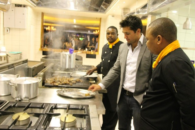 13 Seven Grill & Lounge, Village Market, Akinyi Adongo, Steakhouse, Nairobi