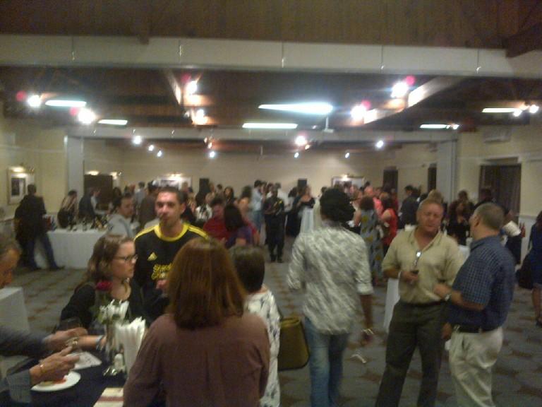 1 Fine Wine Show in Nairobi 2012 Akinyi Adongo