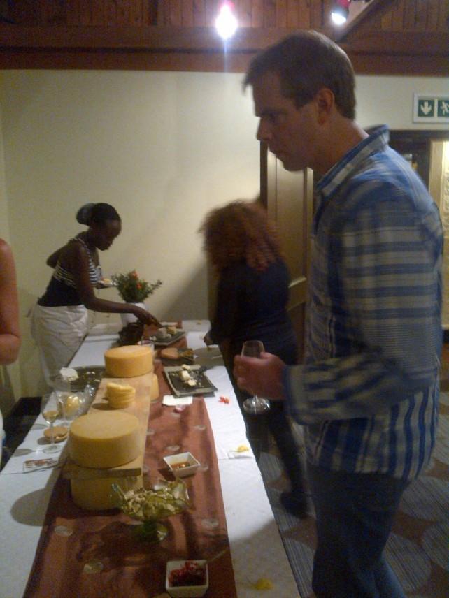 10 Fine Wine Show in Nairobi 2012 Akinyi Adongo