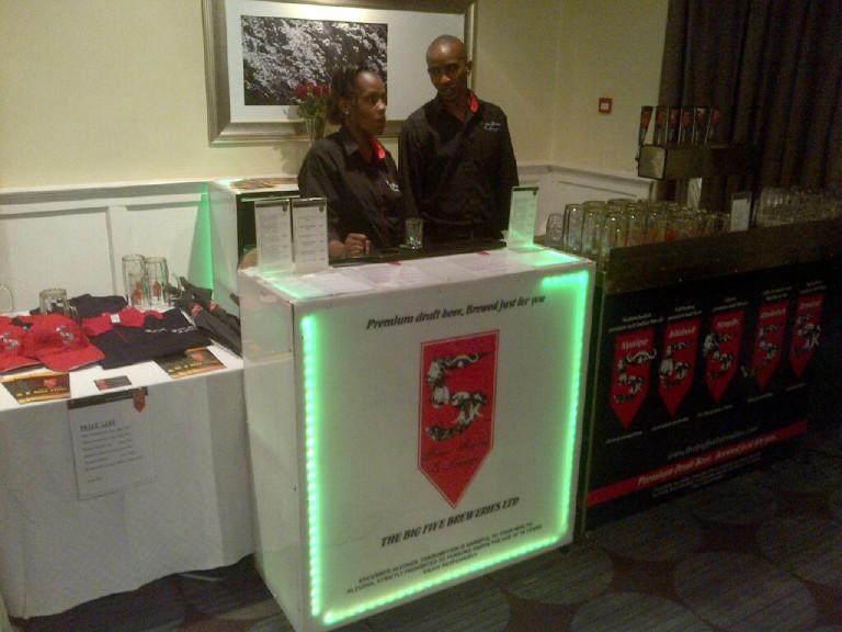 18 Fine Wine Show in Nairobi 2012 Akinyi Adongo