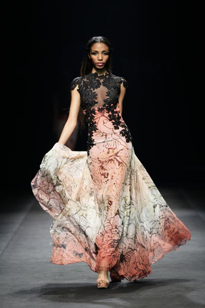 29 David Tlale (South Africa)