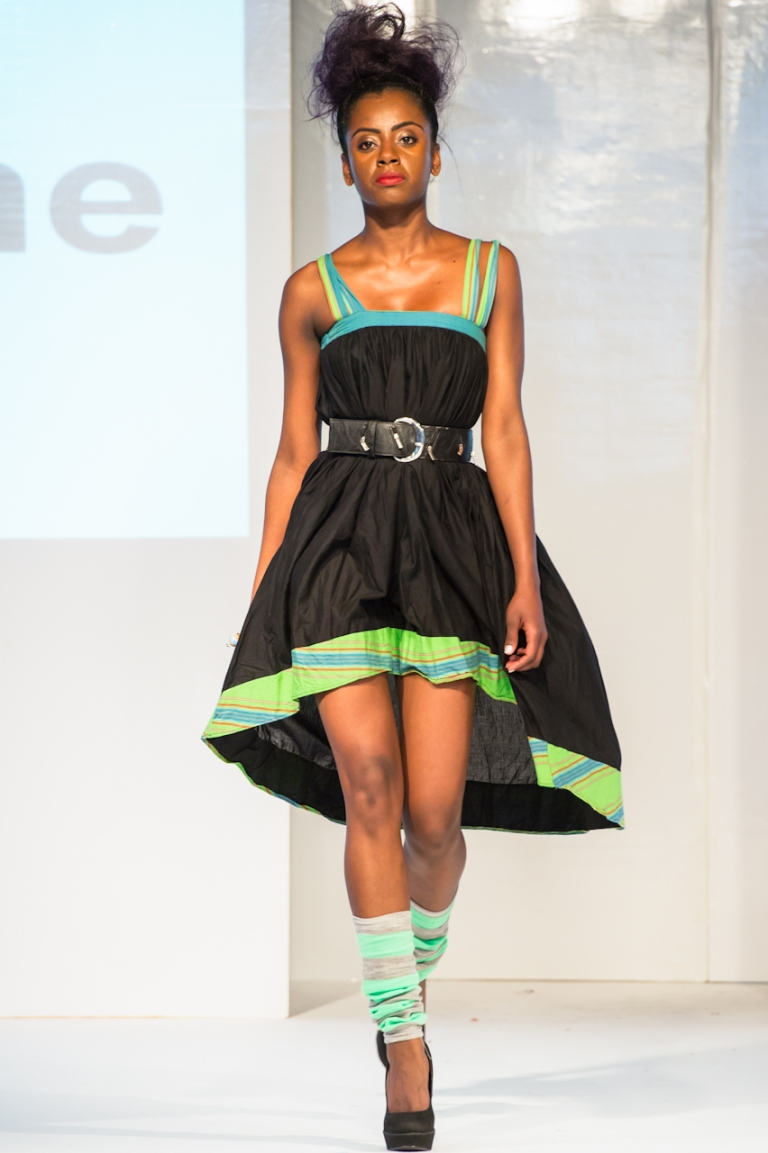 Severine collection at Africa Fashion Week London 2012