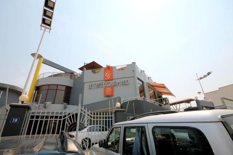 1. Cafe Gourmand Bujumbura Akinyi Adongo