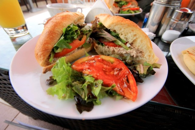 13 Tuna Sandwich Cafe Gourmand Bujumbura Akinyi Adongo