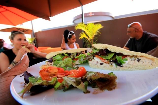 14 Tuna Sandwich Cafe Gourmand Bujumbura Akinyi Adongo