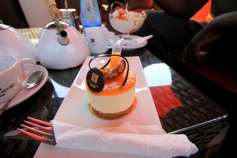 21 Passion Cheesecake Dessert Cafe Gourmand Bujumbura Akinyi Adongo