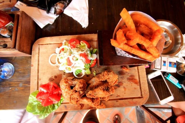 22 Kiboko Grill, Ubuntu Residence Bujumbura Akinyi Adongo