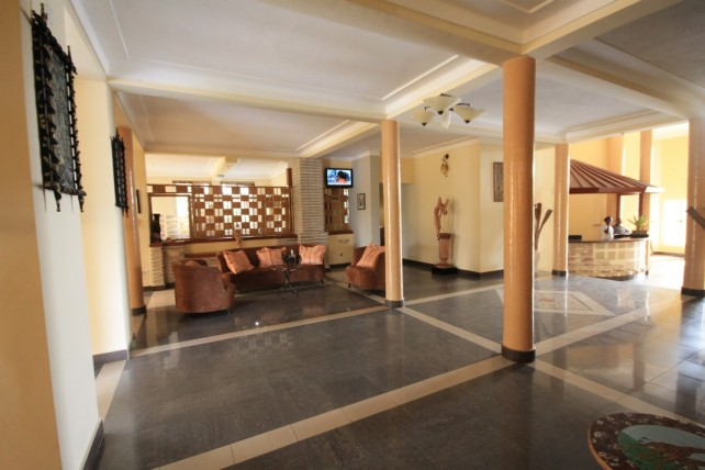 3  Lobby Safari Gate Hotel Bujumbura Akinyi Adongo