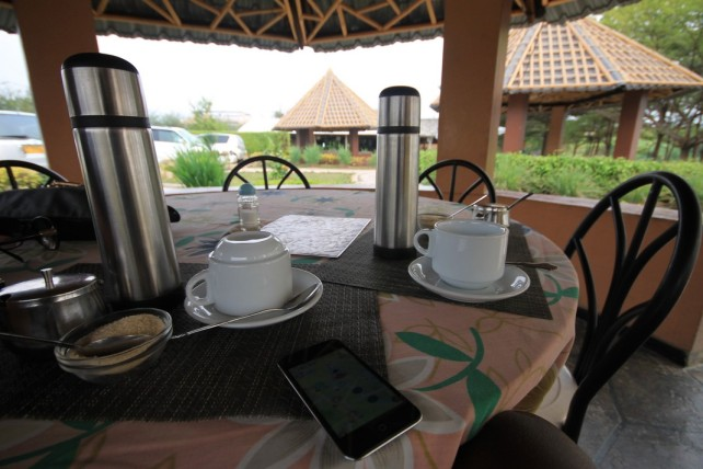 8 Tea Time Safari Gate Hotel Bujumbura Akinyi Adongo