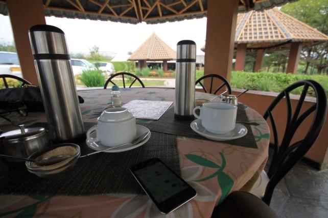 8 Tea Time Safari Gate Hotel Bujumbura Akinyi Adongo