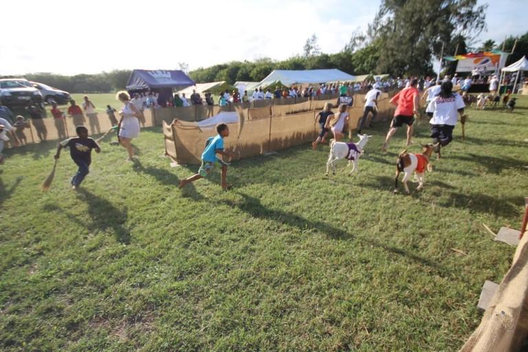6 Annual Diani Goat Derby Kenya Akinyi Adongo Africa