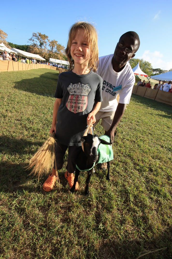 7 Annual Diani Goat Derby Kenya Akinyi Adongo Africa