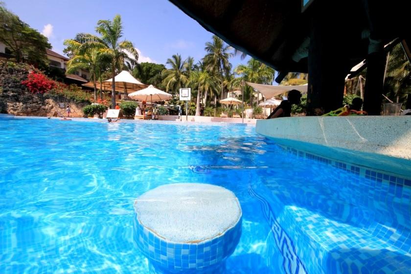 18 Pool Bar Diani Reef Beach Resort & Spa Kenya Akinyi Adongo