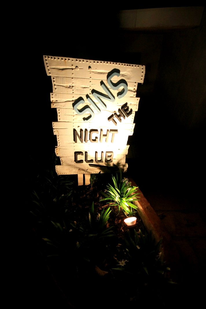 19 Sins Nightclub Diani Reef Beach Resort & Spa Kenya Akinyi Adongo