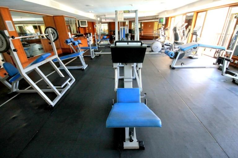 6 Gym Diani Reef Beach Resort & Spa Kenya Akinyi Adongo