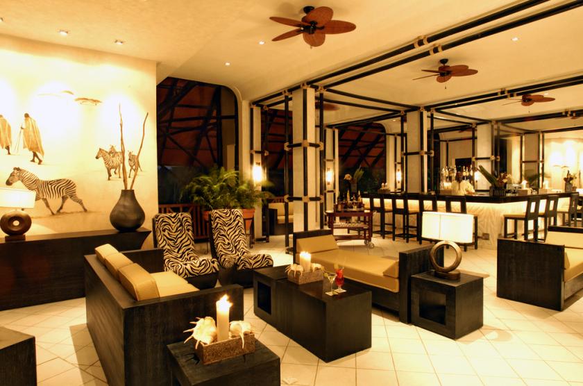 7 Zebra Lounge, Diani Reef Beach Resort & Spa Kenya