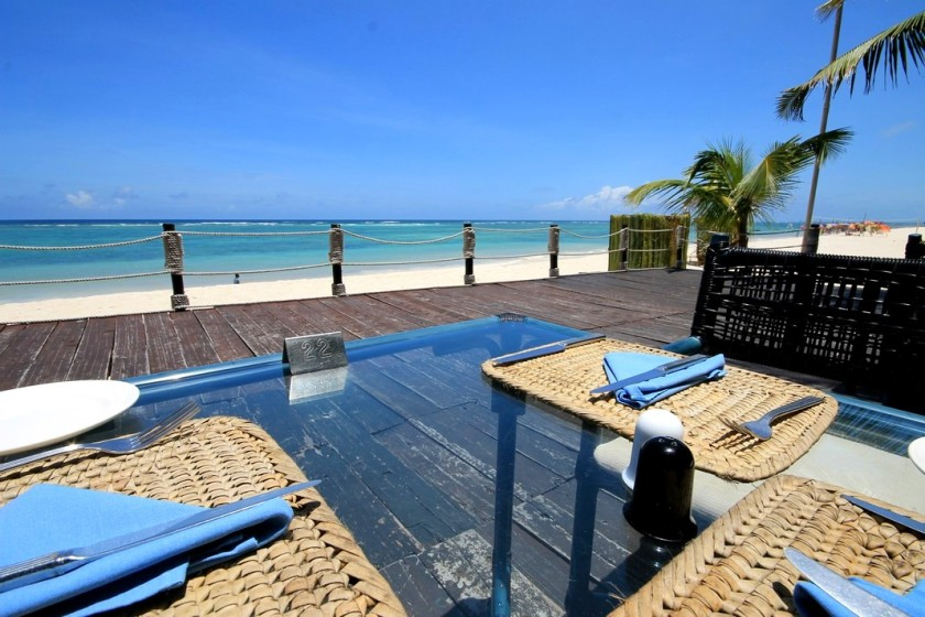 8 Fin's Seafood and Grill Restaurant Diani Reef Beach Resort & Spa Kenya Akinyi Adongo