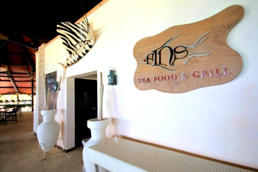 9 Fin's Seafood and Grill Restaurant Diani Reef Beach Resort & Spa Kenya Akinyi Adongo