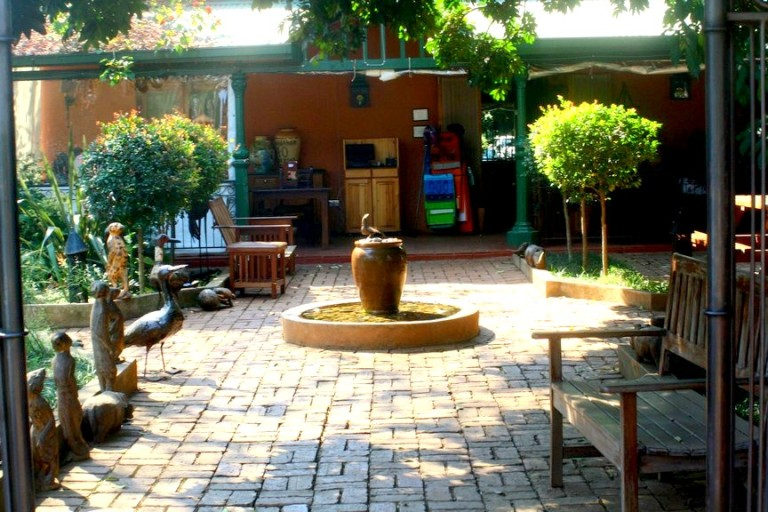 1 40 Cork Road Cafe Kwamambo Gallery Harare Zimbabwe Akinyi Adongo