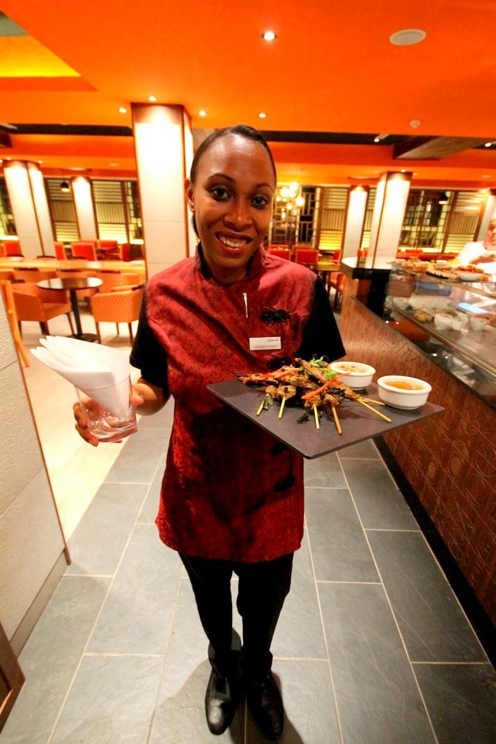 12 88, The Pan Asian Restaurant and Tambourin, Villa Rosa Kempinski, Nairobi Akinyi Adongo Kenya Africa