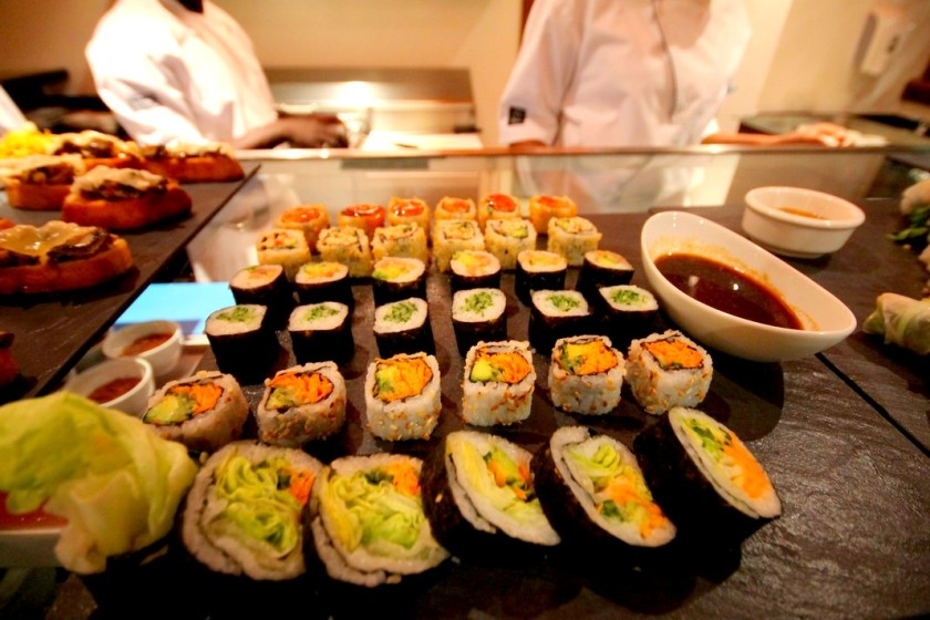 15 88, The Pan Asian Restaurant and Tambourin, Villa Rosa Kempinski, Nairobi Akinyi Adongo Kenya Africa