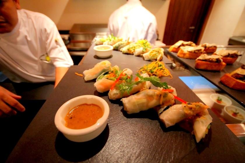17 88, The Pan Asian Restaurant and Tambourin, Villa Rosa Kempinski, Nairobi Akinyi Adongo Kenya Africa