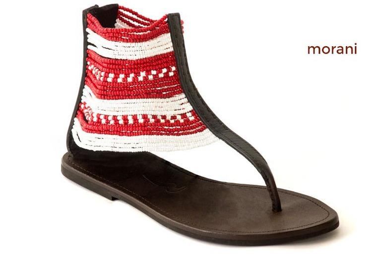 2 Leen Samyn Maasai Morani Sandals Akinyi Adongo