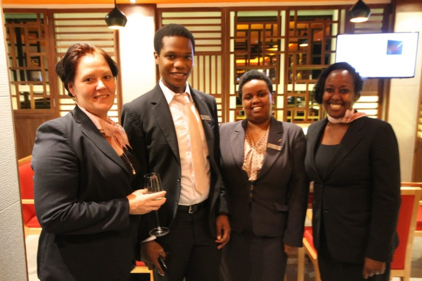23 88, The Pan Asian Restaurant and Tambourin, Villa Rosa Kempinski, Nairobi Akinyi Adongo Kenya Africa