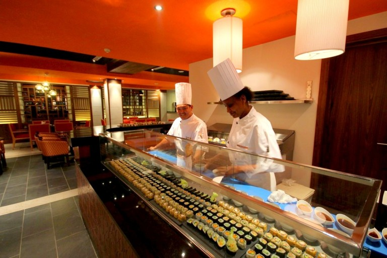 6 88, The Pan Asian Restaurant and Tambourin, Villa Rosa Kempinski, Nairobi Akinyi Adongo Kenya Africa