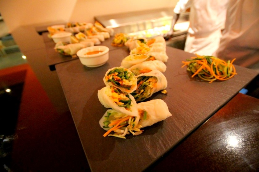 8 88, The Pan Asian Restaurant and Tambourin, Villa Rosa Kempinski, Nairobi Akinyi Adongo Kenya Africa