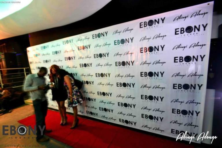 1 The Grand Opening of Ebony Lounge Westlands Naairobi Akinyi Adongo