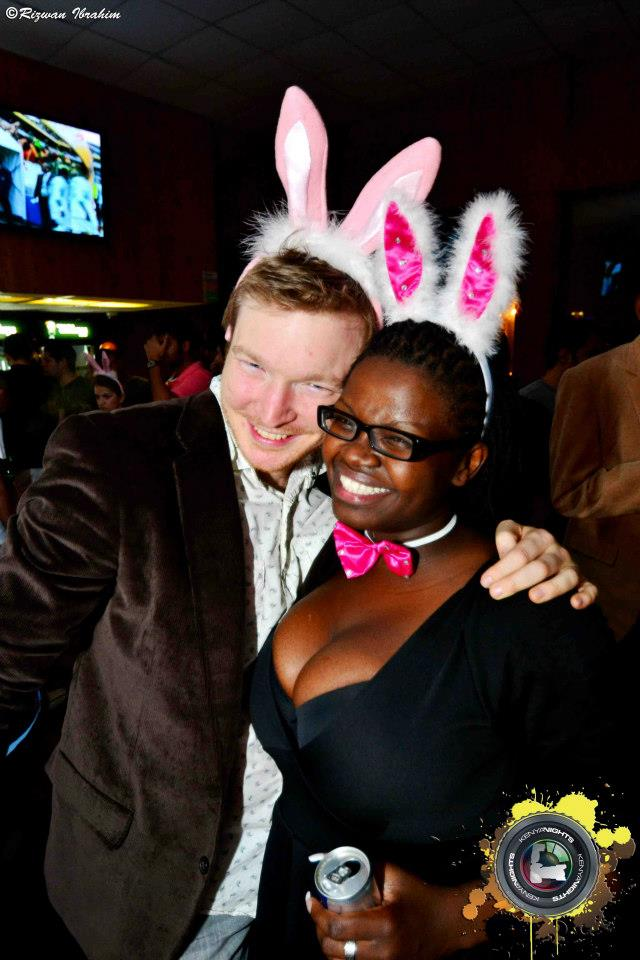 11 Playboy Party by Akinyi Adongo Nairobi Kenya Africa 2013