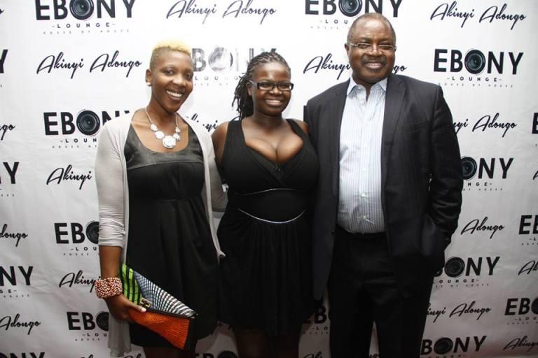 112 The Grand Opening of Ebony Lounge Westlands Naairobi Akinyi Adongo