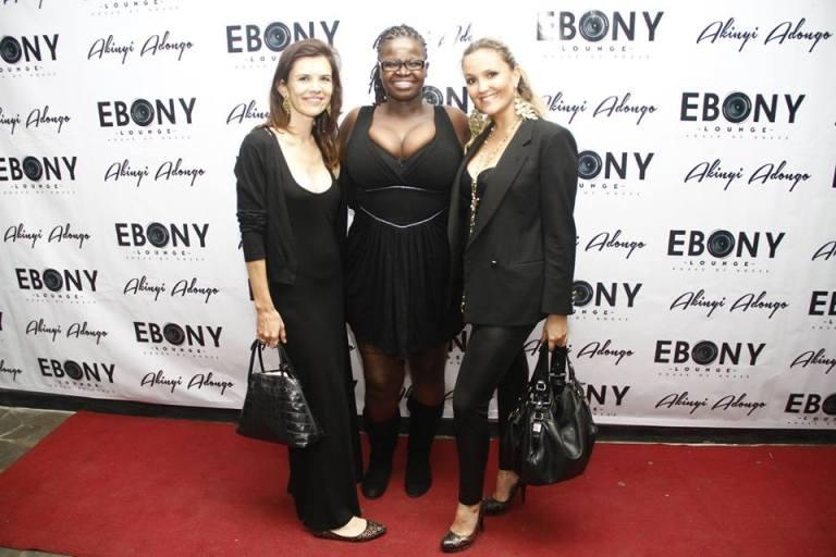 114 The Grand Opening of Ebony Lounge Westlands Naairobi Akinyi Adongo