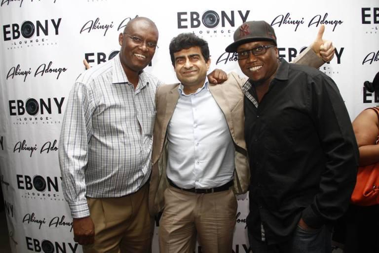 116 The Grand Opening of Ebony Lounge Westlands Naairobi Akinyi Adongo