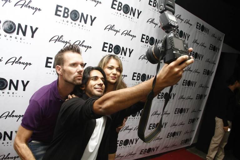 12 The Grand Opening of Ebony Lounge Westlands Naairobi Akinyi Adongo