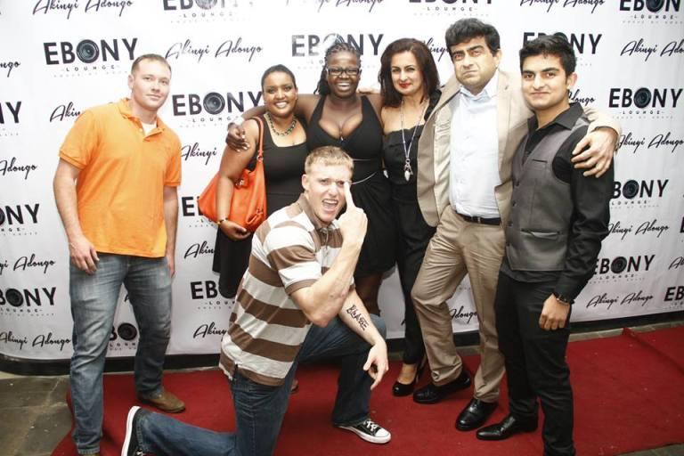 15 The Grand Opening of Ebony Lounge Westlands Naairobi Akinyi Adongo