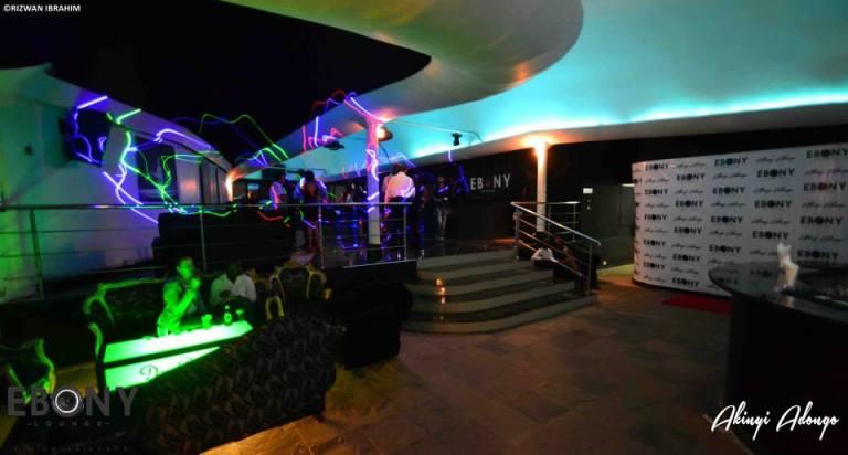 2 The Grand Opening of Ebony Lounge Westlands Naairobi Akinyi Adongo