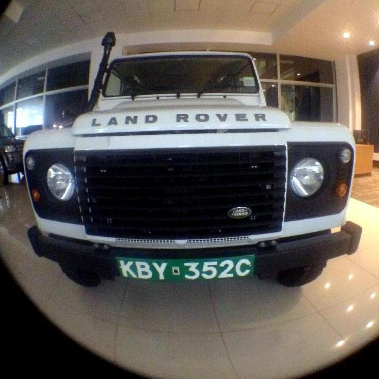 2014 Land Rover Defender 110 Jaguar F Type Launch in Nairobi Akinyi Adongo 42