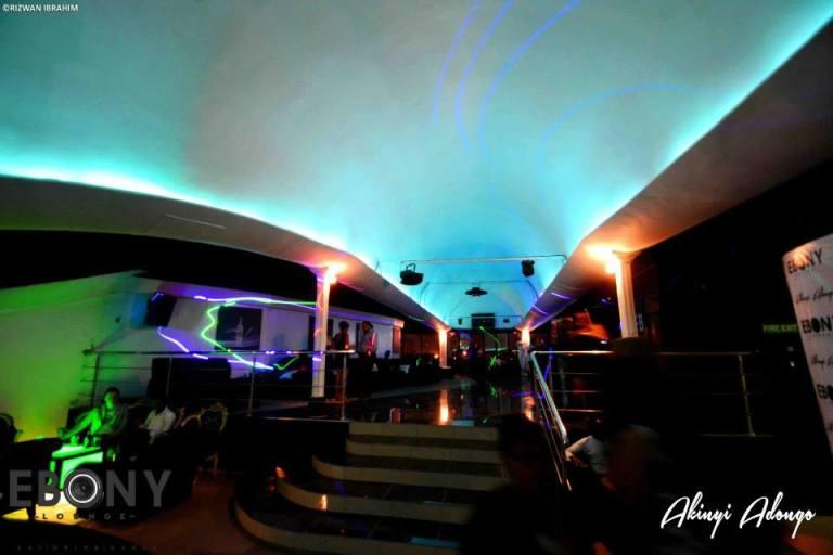 3 The Grand Opening of Ebony Lounge Westlands Naairobi Akinyi Adongo