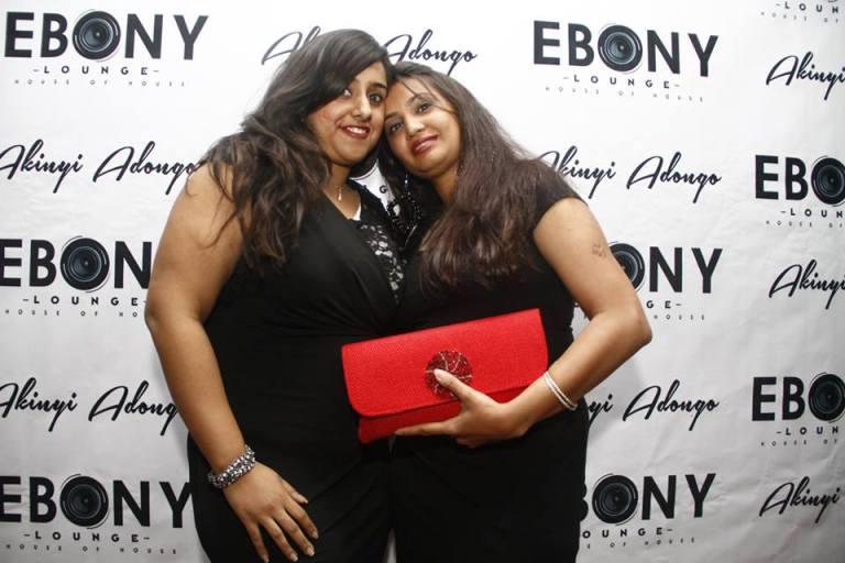 30 The Grand Opening of Ebony Lounge Westlands Naairobi Akinyi Adongo
