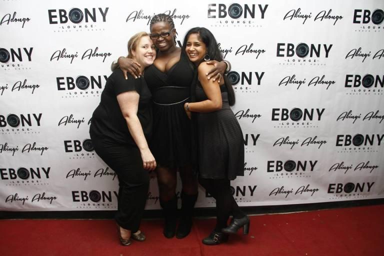 56 The Grand Opening of Ebony Lounge Westlands Naairobi Akinyi Adongo