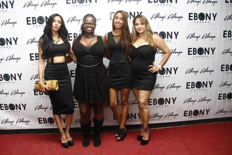 6 The Grand Opening of Ebony Lounge Westlands Naairobi Akinyi Adongo